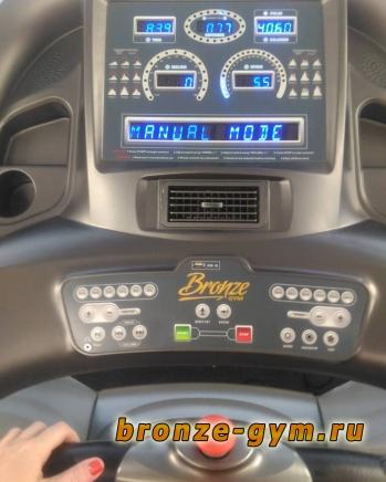BRONZE GYM T1000 PRO Беговая дорожка