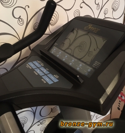 BRONZE GYM U1000 PRO Велоэргометр