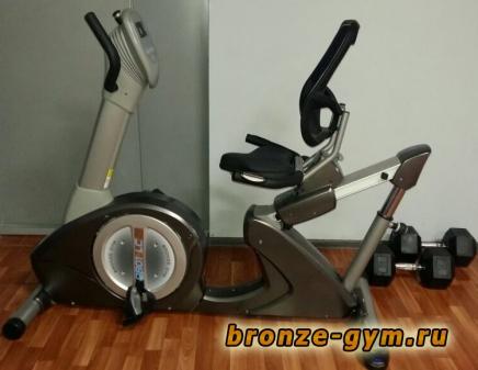Велоэргометр BRONZE GYM R801 LC