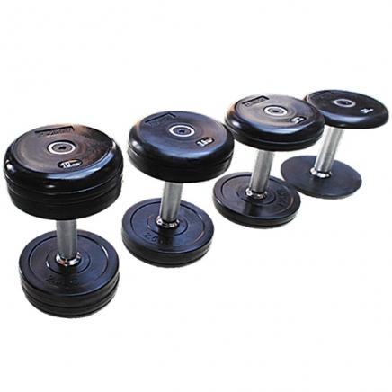 Гантельный ряд GROME DB068 2.5 - 25 кг