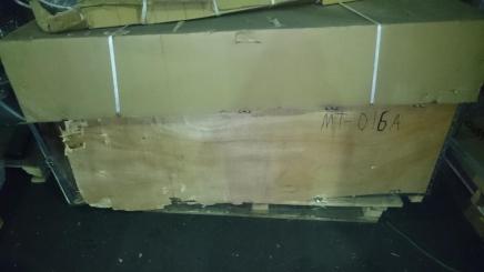 BRONZE GYM MT-016A Разгибание ног стоя (Поврежденная упаковка)