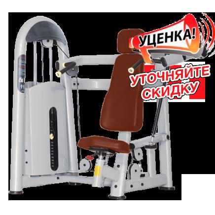 BRONZE GYM K-003 Жим от плеч (Поврежденная упаковка)