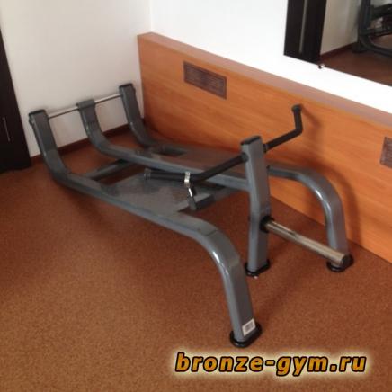 BRONZE GYM J-031 Т-образная тяга