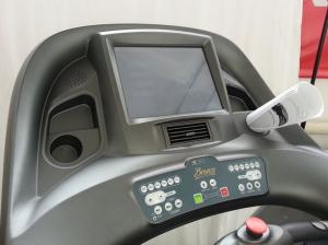 Тест беговой дорожки Bronze Gym T1000 PRO TFT