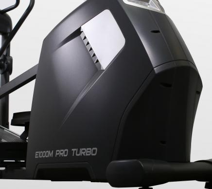 BRONZE GYM E1000M PRO TURBO Эллиптический тренажер