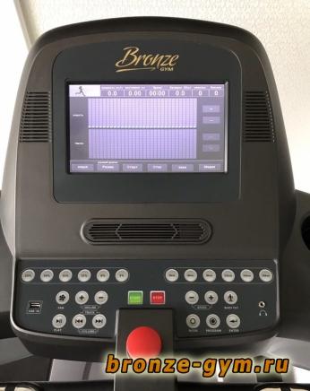BRONZE GYM T900 PRO Беговая дорожка