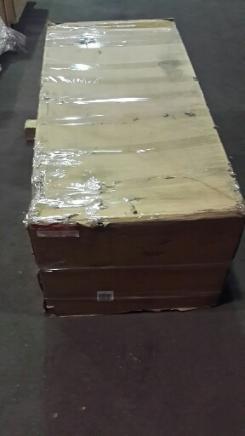 BRONZE GYM H-036A Скамья горизонтальная (Поврежденная упаковка)